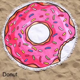 Donut Stranddoek