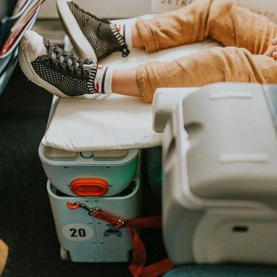 Koffer Jetkids Stokke