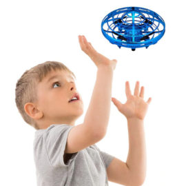 Ufo Blauw Gadget