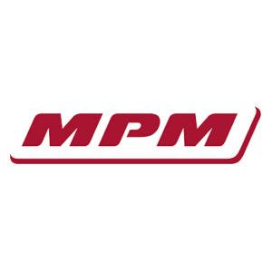 Mpm Logo Witte Achtergrond
