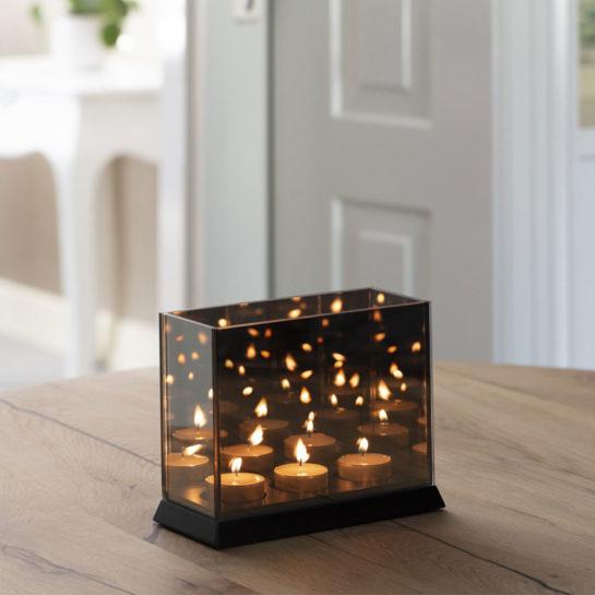 Candlelight Zwart Sfeer 1
