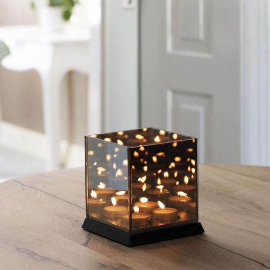 Candlelight Zwart Sfeer 2