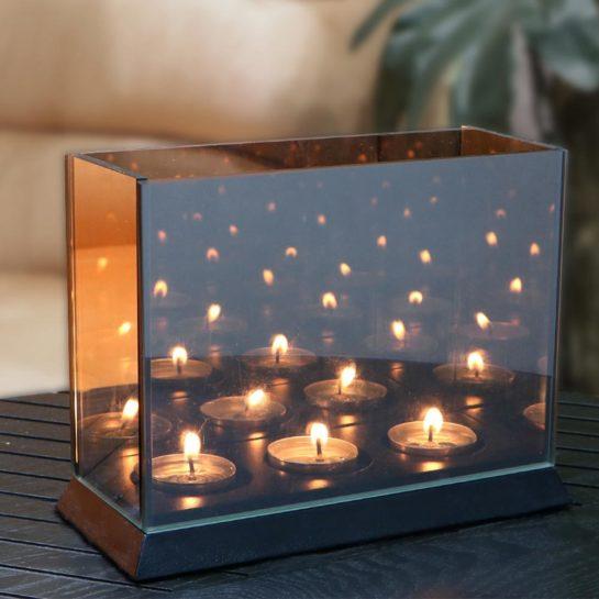 Candlelight Zwart Sfeer 3