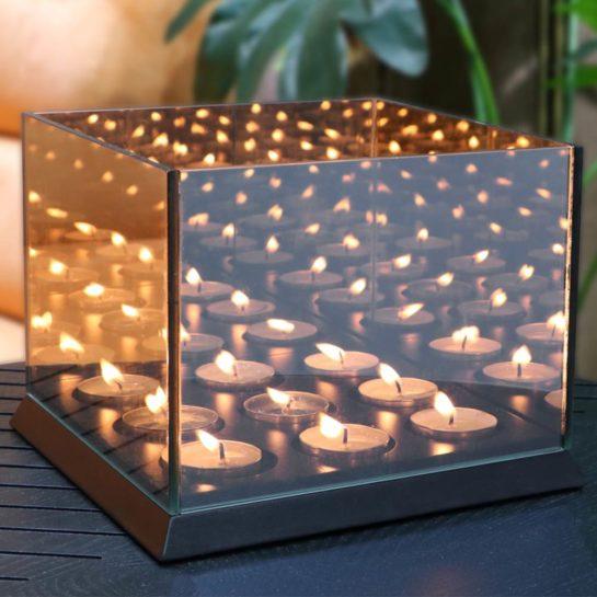 Candlelight Zwart Sfeer 6
