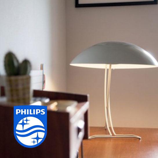 Philips Tafellamp Hoofplaatje