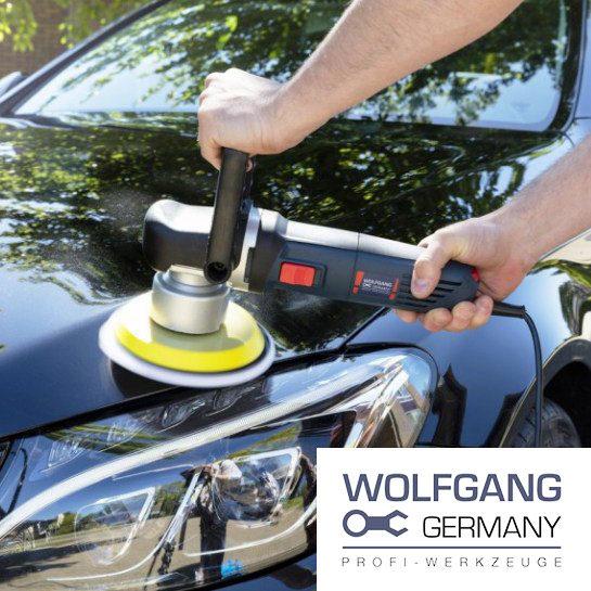 Polijstmachine Wolfgang