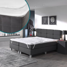 Sleepmed 3d Air Hotel Topdekmatras Sfeer