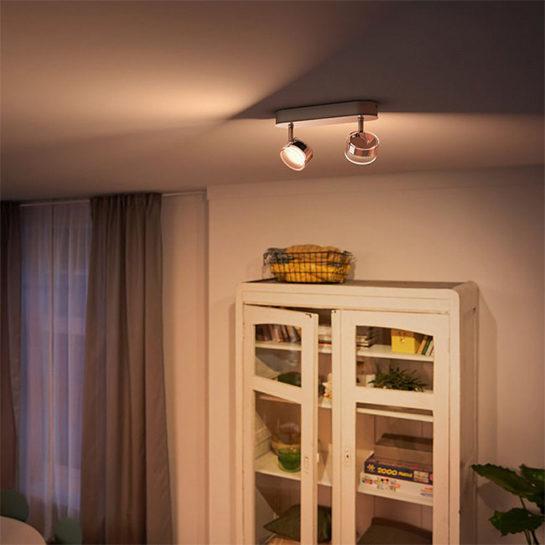 Flush Light Led Worchester Philips Sfeer