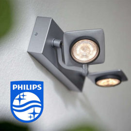 Philips Myliving Opbouwspot Millenium Close Up 2