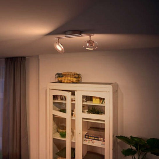 Philips Opbouwspot Myliving Glissette 2 Spots Sfeer