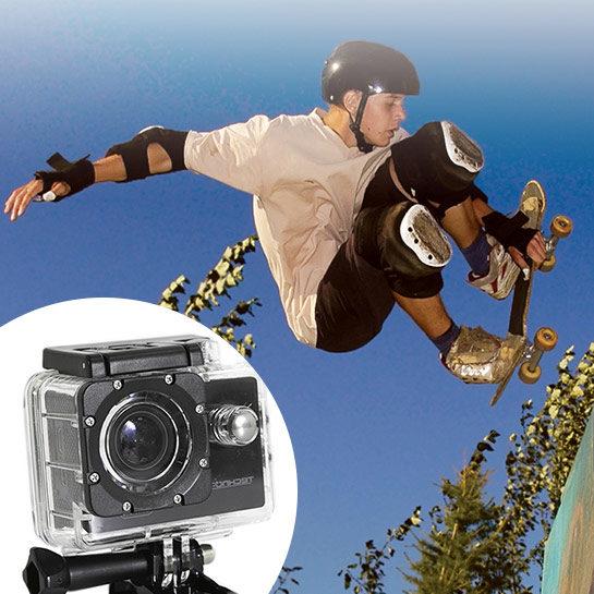 Action Cam 4k Sfeer