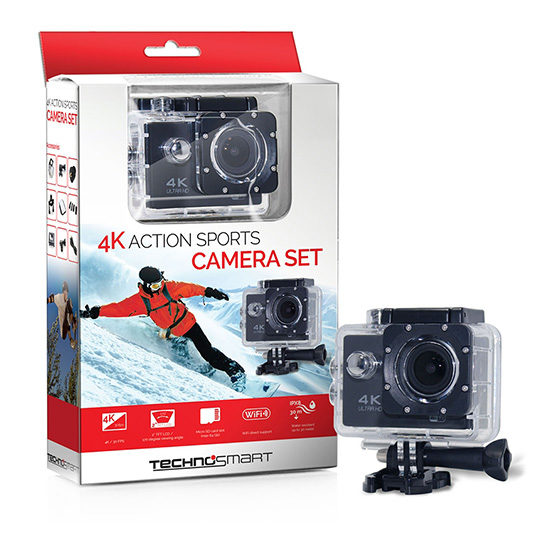 Action Cam 4k Vrijstaand 1