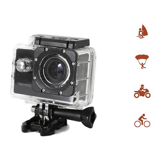 Action Cam 4k Vrijstaand 2