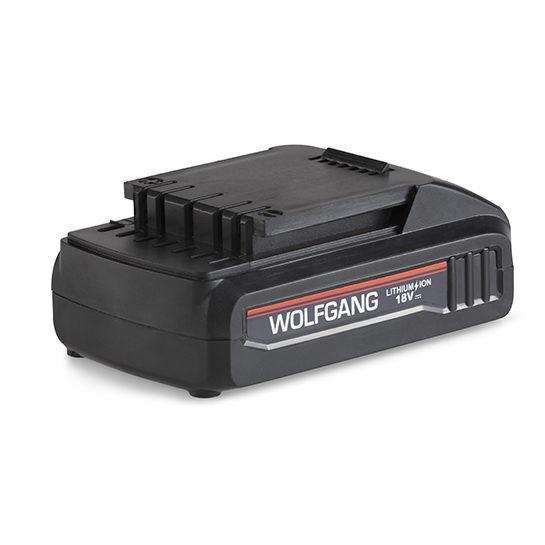 Wolfgang Air Compressor Accu Vrijstaand