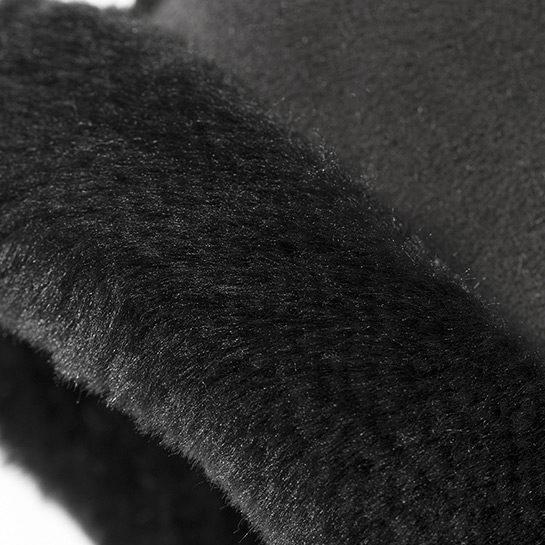 Zwart Close Up