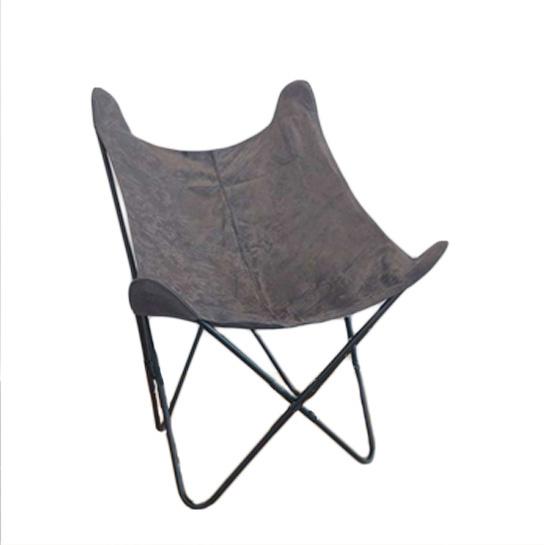 Chique Vlinderstoel Zwart Op Wit