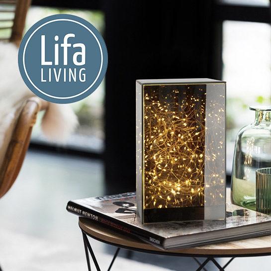 Led Mirror Glass Lifa Living Sfeer 1