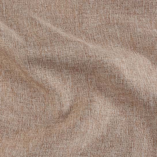 Luxe Geweven Gordijn Taupe Close Up 2