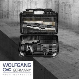 Wolfgang 246 Delig Borenset Hoofd
