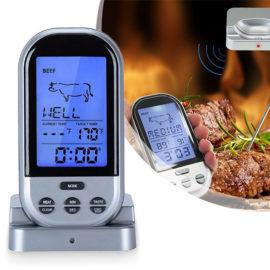 Draadloze Vleesthermometer Sfeer