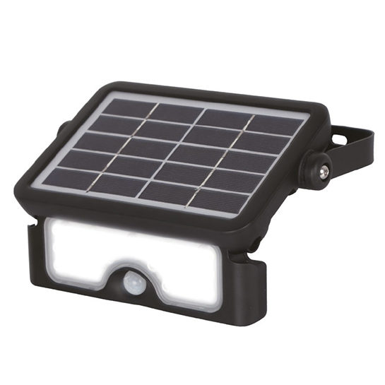 Led Solar Floodlight Vrijstaand 5