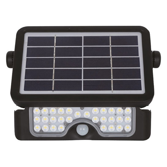 Led Solar Floodlight Vrijstaand
