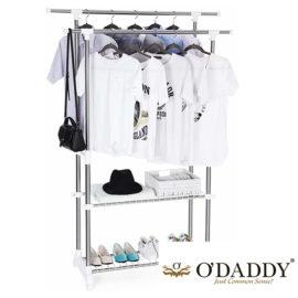 O Daddy Home Living H L Garderoberek Kledingrek Hoofd