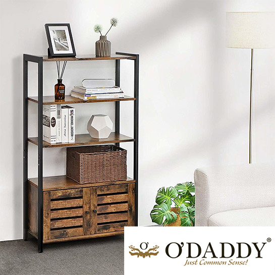 O Daddy Home Living Opbergkast Met Deuren Sfeer 2