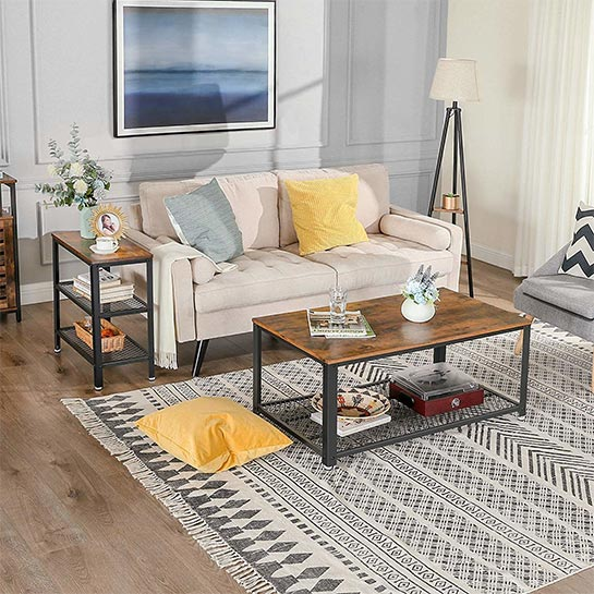 O Daddy Home Living Sidetable Of Haltafel Hout Xl Sfeer