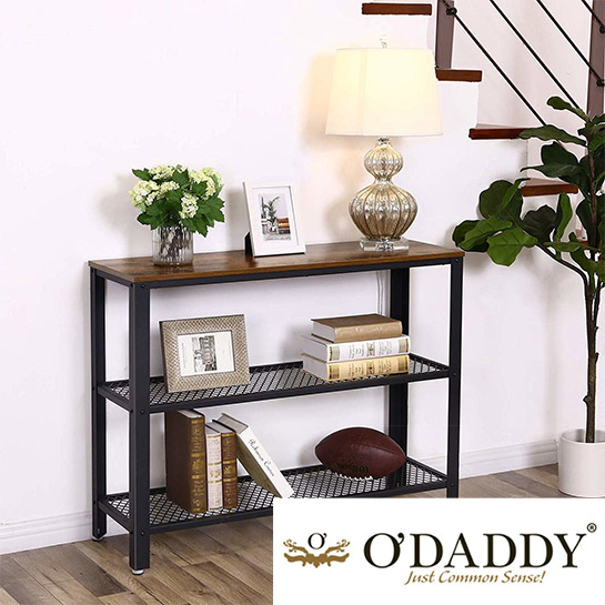 O Daddy Home Living Sidetable Of Haltafel Hout Hoofd