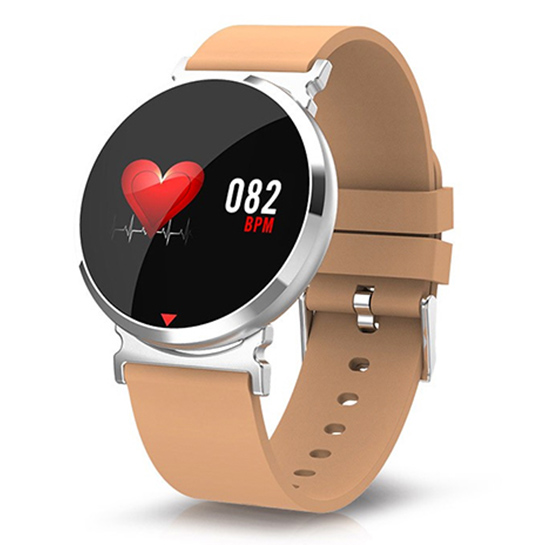 Parya Smartwatch Vrijstaand Beige