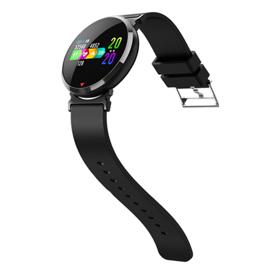 Parya Smartwatch Vrijstaand Zwart 4