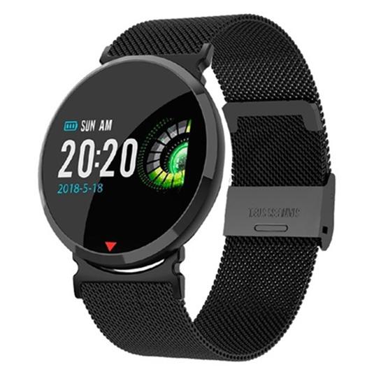 Parya Smartwatch Vrijstaand Zwart