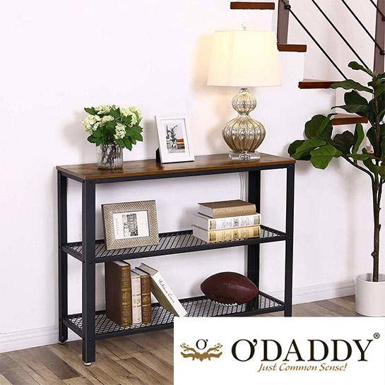 O Daddy Home Living Sidetable Of Haltafel Hout Hoofd