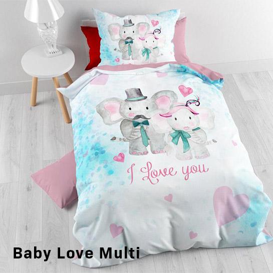 Baby Love Multi Hoofd