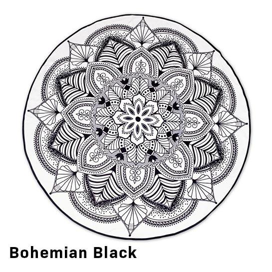 Bohemian Black Vrijstaand 2
