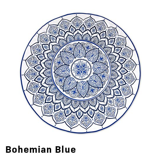 Bohemian Blue Vrijstaand 2