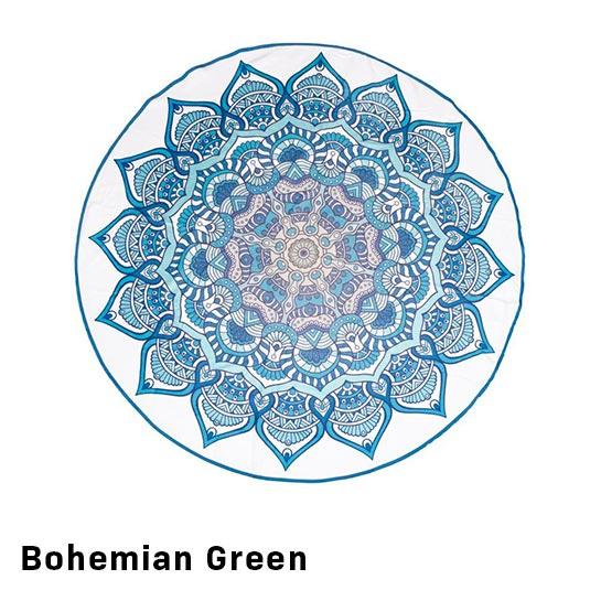 Bohemian Green Vrijstaand 2