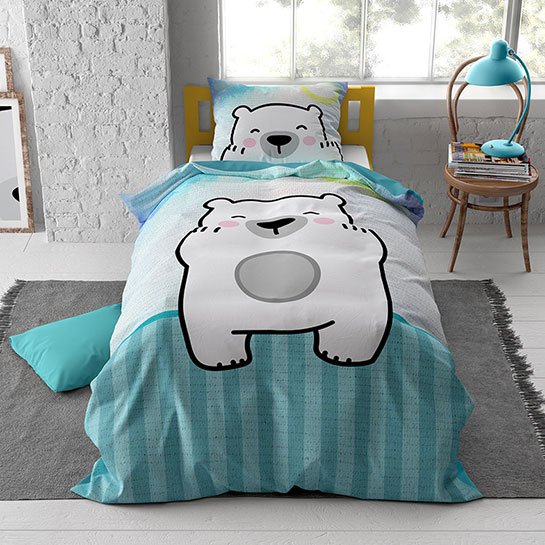 Cuddle Bear Blue Sfeer 2