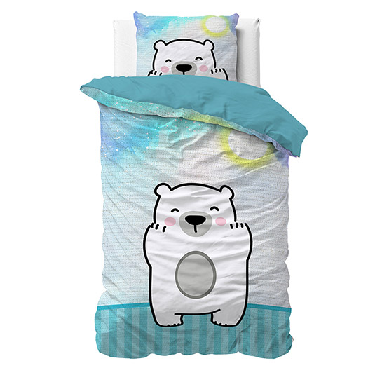 Cuddle Bear Blue Sfeer 3