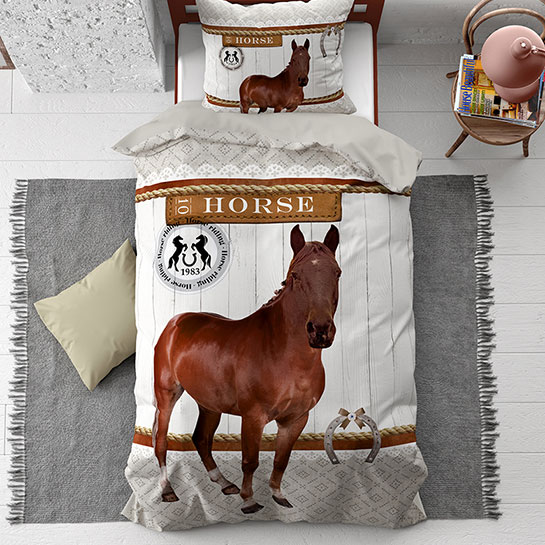 Horse Riding Brown Sfeer