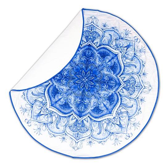 Scandinavian Blue Vrijstaand