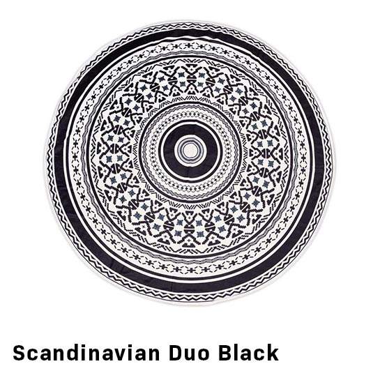 Scandinavian Duo Black Vrijstaand 2