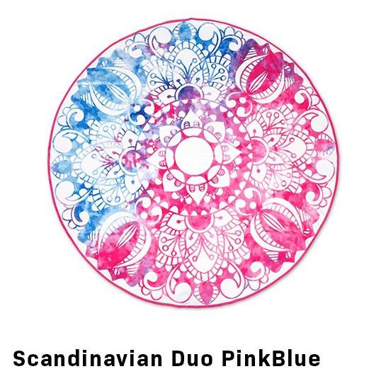 Scandinavian Duo Pinkblue Vrijstaand 2
