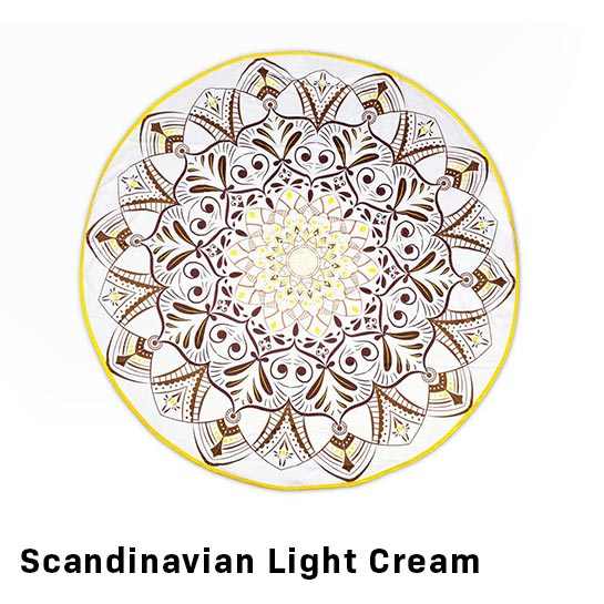 Scandinavian Light Cream Vrijstaand 2