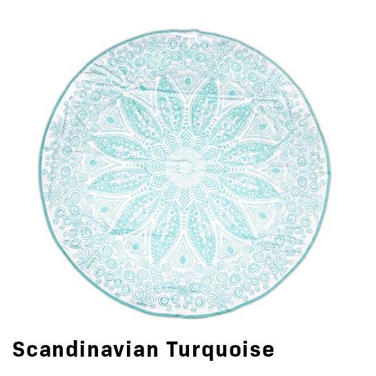 Scandinavian Turquoise Vrijstaand 2