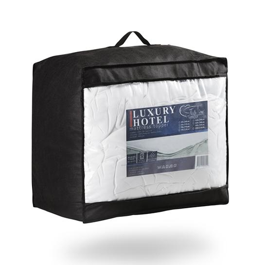 Sleeptime Luxury Hotel Matras Topper Verpakking
