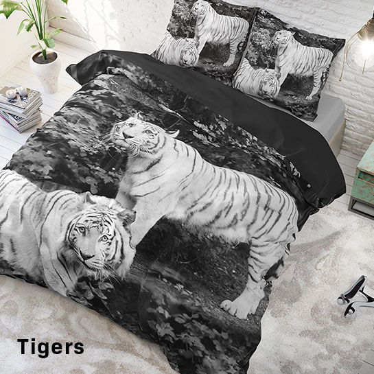 Tigers Hoofd