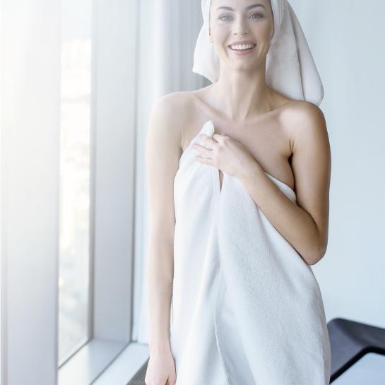 Handdoeken Vrouw