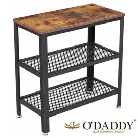 O Daddy Home Living Sidetable Of Haltafel Hout Xl Hoofd